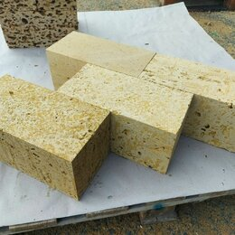Строительные блоки - Блок пиленный из ракушечника, 0