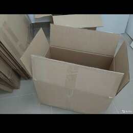 Корзины, коробки и контейнеры -  коробки картонной для переезда , 0