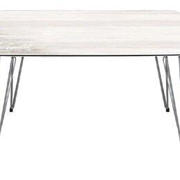 """Столы и столики - Кухонный стол «st - 301» (Пластик """"white wood""""), 0"""