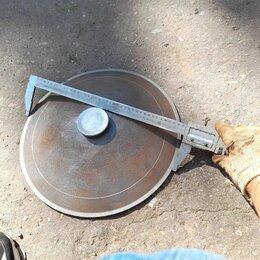 Казаны, тажины - Крышка чугунная казана 40 см, 0