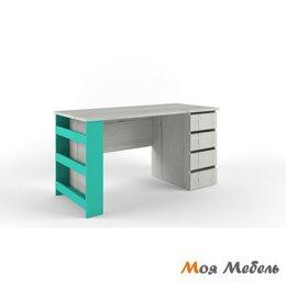 Компьютерные и письменные столы - Стол с тумбой Тумба Справа  «Нью Тон», 0