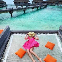 Путешествия - Горящий тур / Мальдивы / 25 сентября на 7 ночей, 0