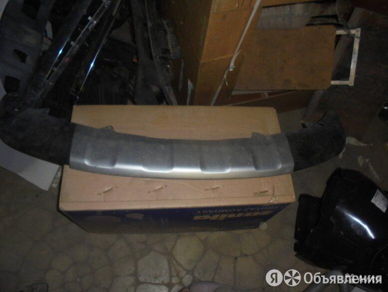 Suzuki SX-4 2009-2013 год Юбка переднего бампера по цене 3000₽ - Кузовные запчасти, фото 0