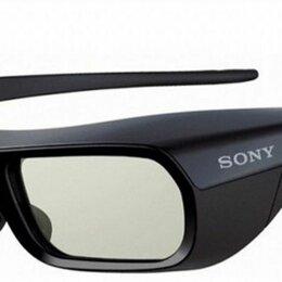 3D-очки - Активные 3d-очки sony tdg-br250, 0