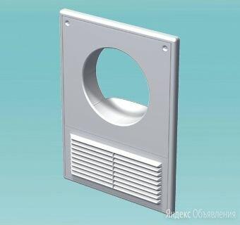 Решетка вентиляционная МВ 125 КС Vents по цене 185₽ - Готовые строения, фото 0