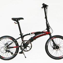 Велосипеды - Велосипед cronus wrangler 510D Красный/черный, 0