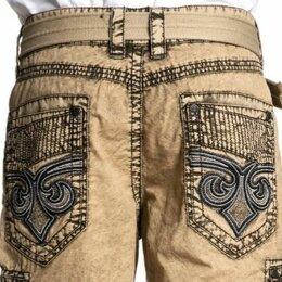 Шорты - Новые мужские шорты Affliction Basis Cargo Short, 0