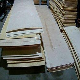 Древесно-плитные материалы - Обрезь фанера 4 мм, 0