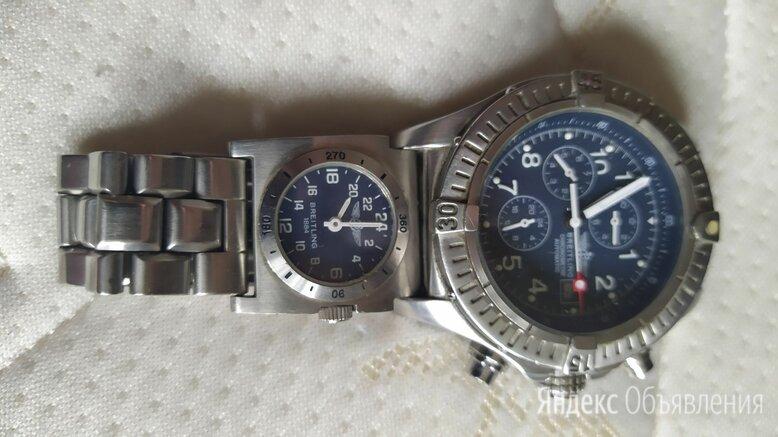Breitling Chrono Avenger реплика по цене 8888₽ - Наручные часы, фото 0