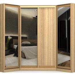 Шкафы, стенки, гарнитуры - Шкаф купе угловой с зеркалом РОМЕО 10, 0
