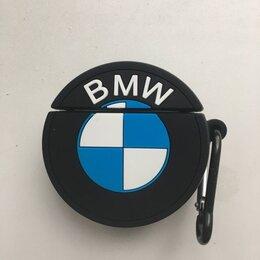 Аксессуары для наушников и гарнитур - Чехол AirPods 'BMW', 0