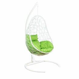 Подвесные кресла - Подвесное кресло LESET АЖУР белое, 0