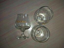 Бокалы и стаканы - Бокалы для коньяка, виски (новые), 0