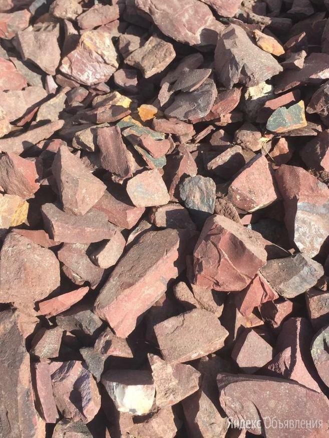 Ландшафтный камень яшма по цене 23₽ - Садовые дорожки и покрытия, фото 0