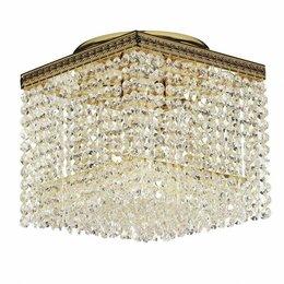 Люстры и потолочные светильники - Cremono E 1.2.24.100 G Потолочная люстра Dio…, 0