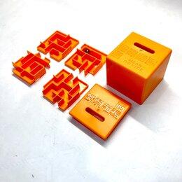 Головоломки - Лабиринт куб 3Д, 0