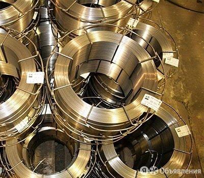 Проволока бронзовая 0.16 мм БРОФ8.0-0.3 ТУ 48-08-09-93 по цене 1340₽ - Металлопрокат, фото 0