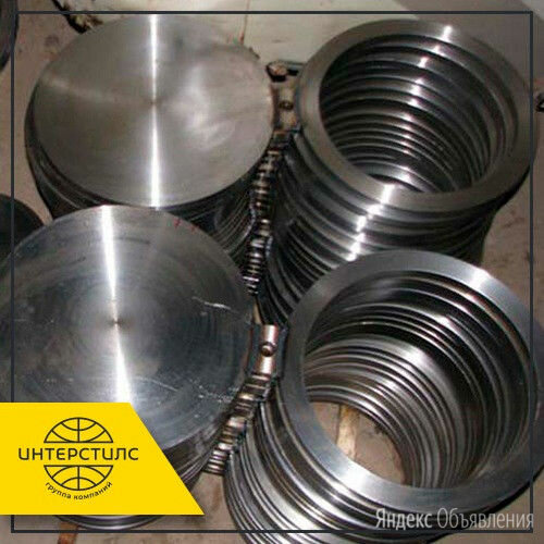 Заглушка стальная поворотная ст.20 Ду 700 Ру 16 АТК 26-18-5-93 по цене 1190₽ - Уголки, кронштейны, держатели, фото 0