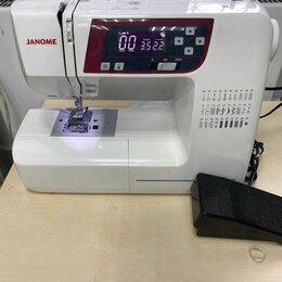 Швейные машины - Швейная машина Janome 601DC, 0