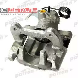 Тормозная система  - PATRON PBRC022 Суппорт тормозной задн прав Audi A4/A6, VW Passat, Skoda Super..., 0