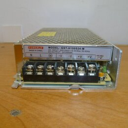 Зарядные устройства и адаптеры питания - Универсальный блок питания GST-H150S24-EX, 0