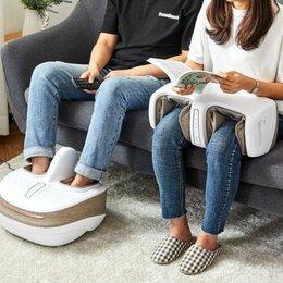 Вибромассажеры - Массажер для ног электрический/ Воздушно-компрессионный массажёр для ног, 0
