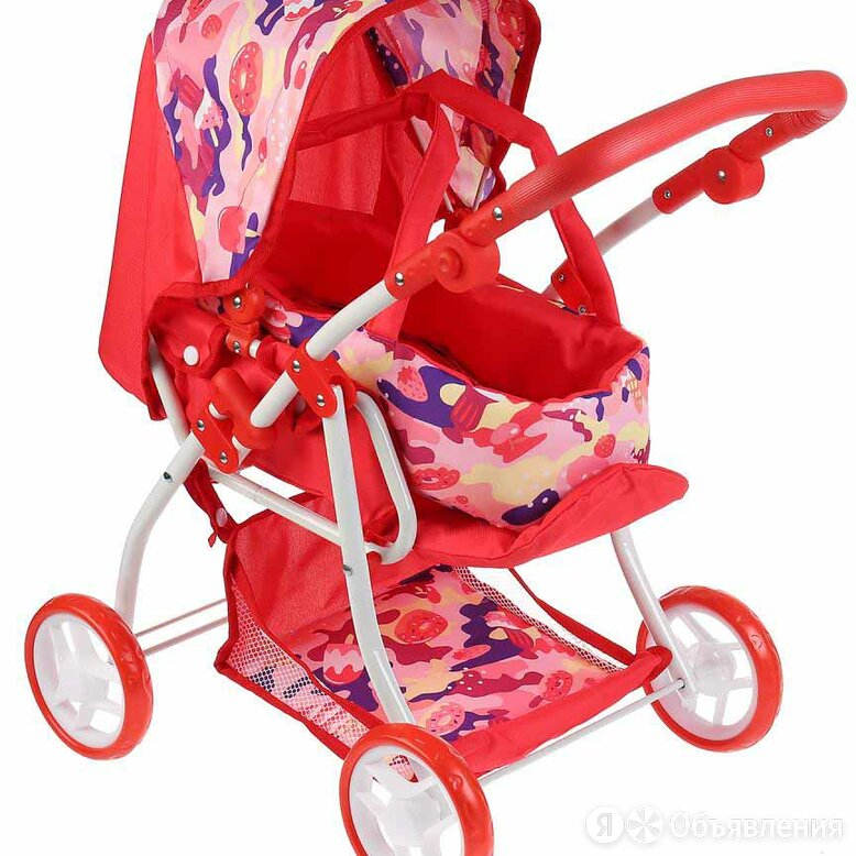 Карапуз коляска для куклы или пупса по цене 4754₽ - Аксессуары для кукол, фото 0