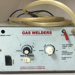 Аксессуары и комплектующие - ces welders ювелирная горелка, 0