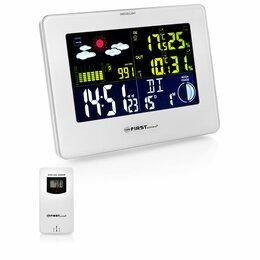 Метеостанции, термометры, барометры - Метеостанция FIRST FA-2461-2-WI, 0