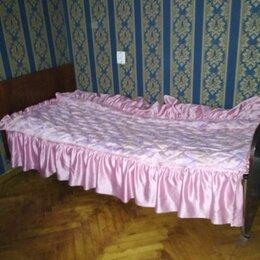 Пледы и покрывала - Покрывало шелковое стеганое 2-спальное розовое, 0