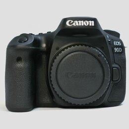 Фотоаппараты - Фотоаппарат Canon EOS 90D body, 0
