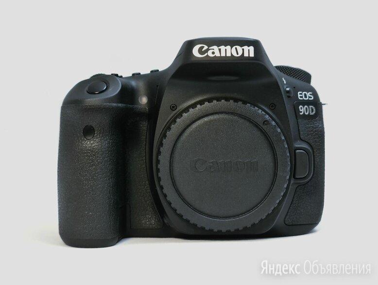 Фотоаппарат Canon EOS 90D body по цене 74900₽ - Фотоаппараты, фото 0