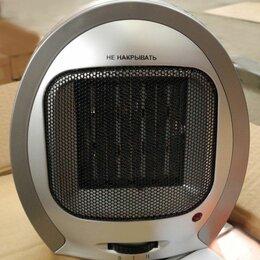 Обогреватели - обогреватель тепловентилятор керамический новый, 0