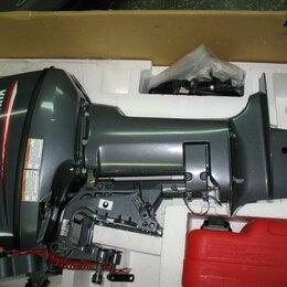 Двигатель и комплектующие  - Лодочный мотор ямаха 9.9 2х тактны, 0