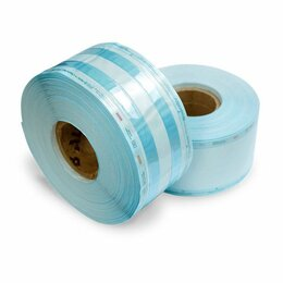 Уголки, кронштейны, держатели - Рулон комбинированный плоский «СтериМаг» 100мм*200м, 0