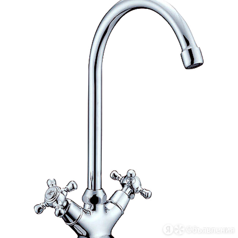 Smart Sant Смеситель для мойки Smart Sant Классик нью SM 180007 AA по цене 2440₽ - Краны для воды, фото 0