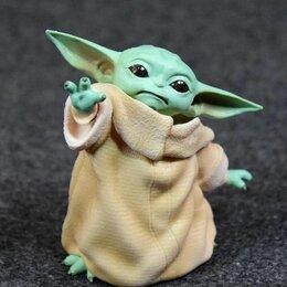 Игровые наборы и фигурки - Йода фигурка игрушка звёздные войны Yoda малыш 8см, 0