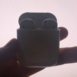 Наушники и Bluetooth-гарнитуры - Оригинальные airpods 2, 0