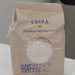 Продукты - Солод ржаной неферментированный 1кг, 0