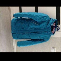 Куртки и пуховики - Куртка зимняя для девочки , 0