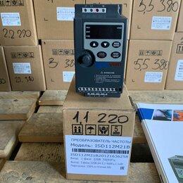 Преобразователи частоты - 1,1 квт 220В Частотный преобразователь ISD112M21B, 0