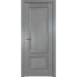 Межкомнатные двери - Дверь межкомнатная Profil Doors 2.89XN Грувд серый - глухая, 0