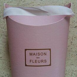 Подарочная упаковка - Коробка для цветов, 0