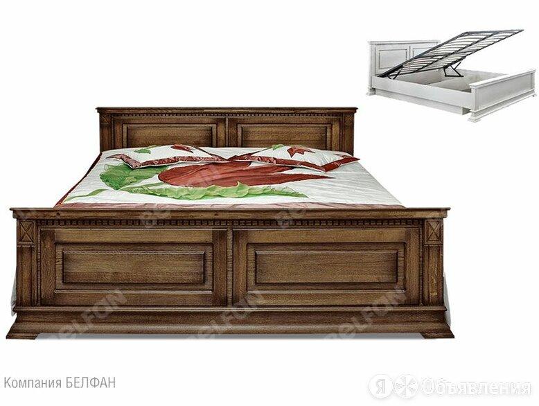 """Кровать """"Верди Люкс"""" (высокое изножье) с подъемным механизмом; с подъемным ме... по цене 114988₽ - Кровати, фото 0"""