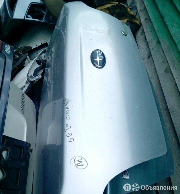 Крышка багажника седан Subaru Impreza GD GG3 по цене 5000₽ - Кузовные запчасти, фото 0