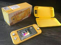 Игровые приставки - Nintendo Switch Lite + бесплатная доставка, 0