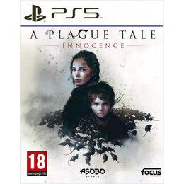 Игры для приставок и ПК - A Plague Tale: Innocence (русские субтитры) (PS5), 0