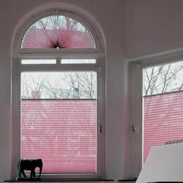 Римские и рулонные шторы -  Рулонные шторы Плиссе. Замер. Установка, 0