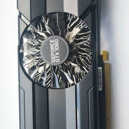 Видеокарты -  Видеокарта Palit GeForce GTX 1060, 0