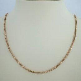 Цепи - цепь / размер 50 / 4,91г / золото 585, 0